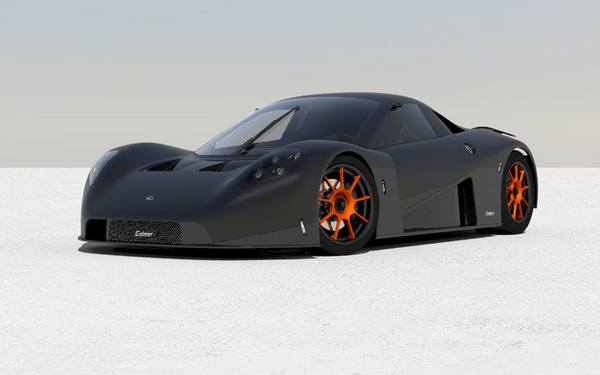 Rendering 1 of Galmer G12 GT
