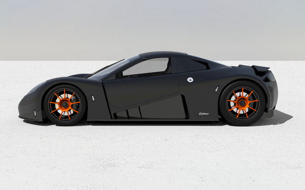 Rendering 3 of Galmer G12 GT