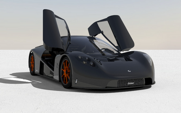 Rendering 4 of Galmer G12 GT