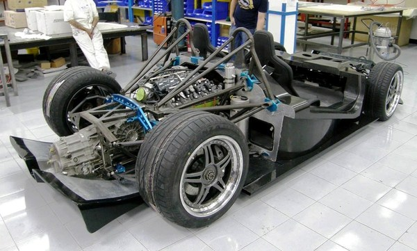Photo 1 of Galmer G12 GT Prototype
