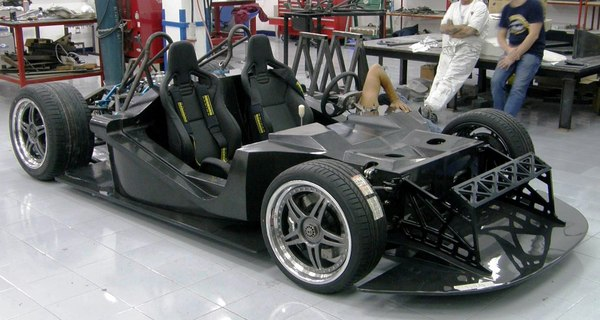 Photo 2 of Galmer G12 GT Prototype