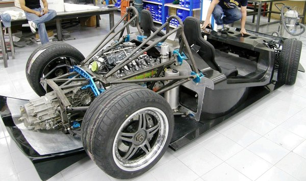 Photo 3 of Galmer G12 GT Prototype