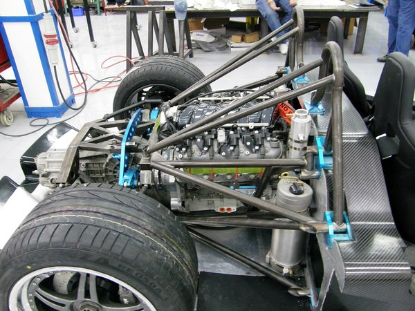 Photo 4 of Galmer G12 GT Prototype