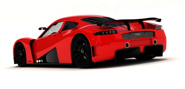 Updated Rendering 1 of Galmer G12 GT